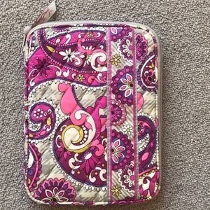 VERA BRADLEY IPAD MINI CASE PAISLEY MEETS PLAID